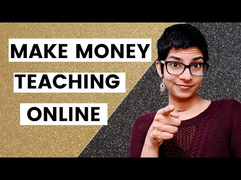 How to choose your niche & become an online tutor