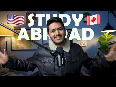 Let's talk about f1 visa | usa vs canada | career tips | qna