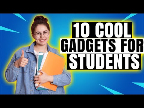 10 cool gadgets for university students