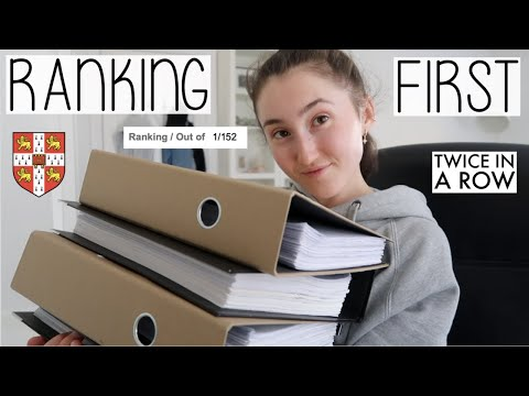 How i ranked 1st at cambridge university twice in a row   my revision pipeline from start to finish