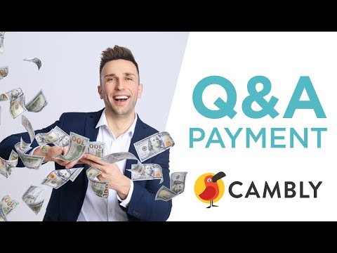 Your payment questions answered | cambly q&a