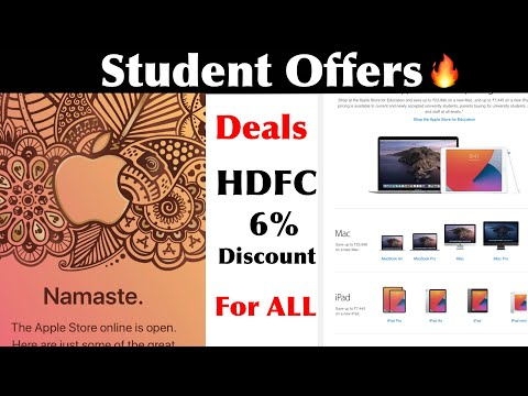 Apple online store india   bank offers   student discounts   6% discount   upto 7,500 off on ipad
