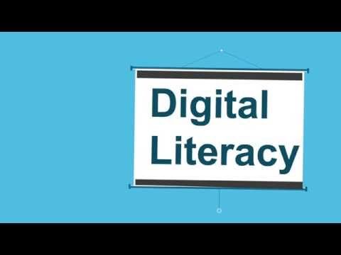 Digital literacy and why it matters