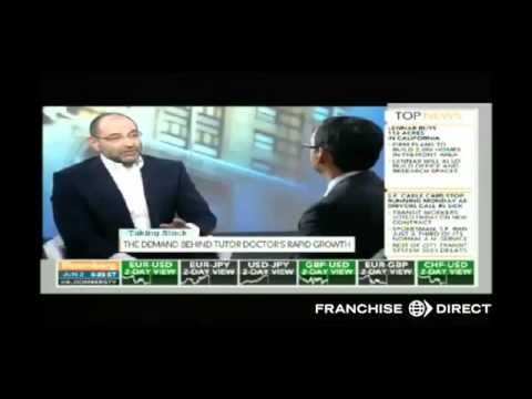 Video: tutor doctor franchise interview on bloomberg