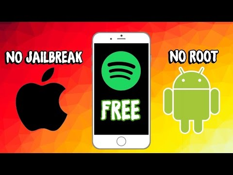 How to get spotify premium for free working 2017 for ios and android!!!