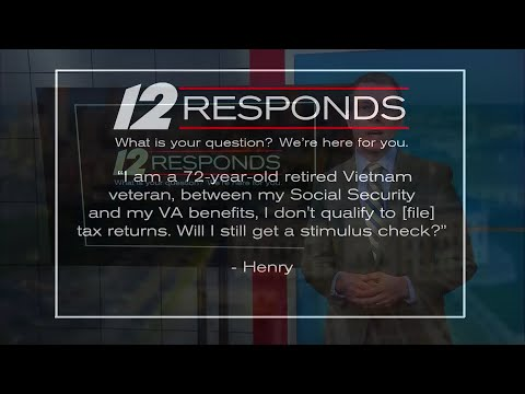 12 responds: how to get the stimulus check if you don't file taxes