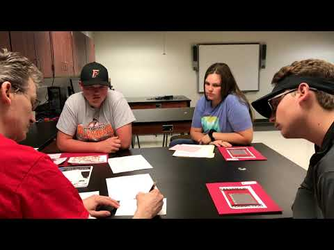 Natural science department at northwestern oklahoma state university