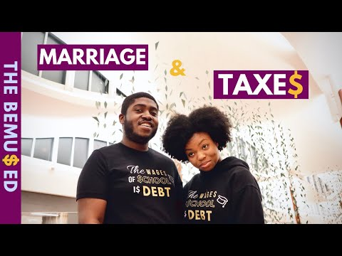 How our taxes are going to change | marriage and taxes