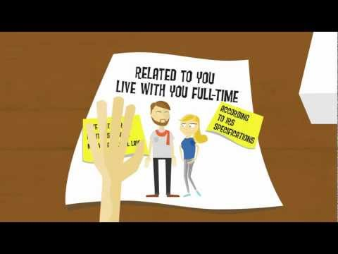 What is a dependent? who can you claim on your tax return? - turbotax tax tip video