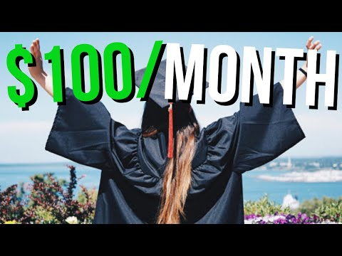Top student discounts to save $100 per month